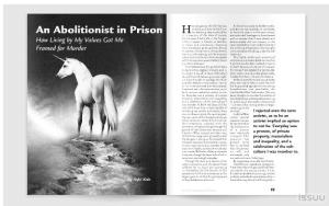The Peak, Criminalization of Dissent, Issue 4, Vol. 51