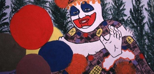 serial killer, allthingscrimeblog, gacy, clowns